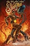 Joe Lansdale et Mark Alan Miller - Steam Man - Duel avec le Cavalier noir.