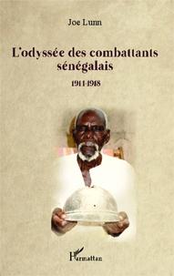 Corridashivernales.be L'odyssée des combattants sénégalais (1914-1918) Image