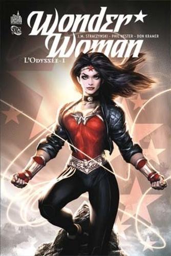 Wonder Woman, l'odyssée Tome 1