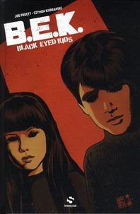 Joe Pruett et Szymon Kudranski - Black Eyed Kids Tome 1 : La tempête qui approche.