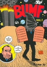 Joe Sacco - Bumf Tome 1 : .