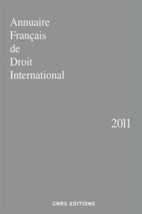 Joe Verhoeven - Annuaire français de droit international - Tome 57.