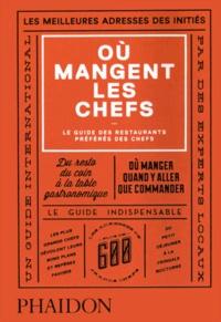 Joe Warwick - Où mangent les chefs - Le guide des restaurants préférés des chefs.