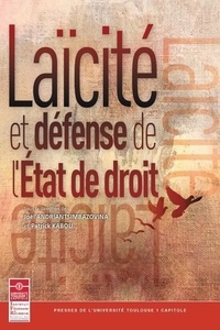 Joël Andriantsimbazovina et Patrick Kabou - Laïcité et défense de l'Etat de droit.
