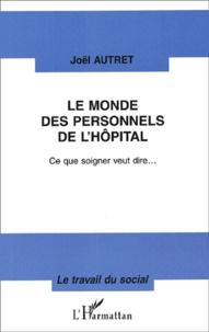 Le monde des personnels de lhôpital.pdf