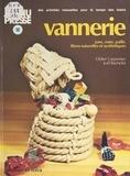 Joël Bachelet et Didier Carpentier - Vannerie - Jonc, osier, paille, fibres naturelles et synthétiques.