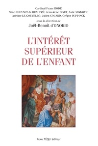 L'intérêt supérieur de l'enfant - Joël-Benoît d' Onorio pdf epub