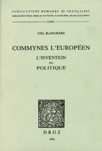 Joël Blanchard - .