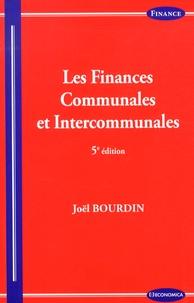 Joël Bourdin - Les finances communales et intercommunales.