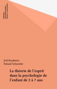 Joël Bradmetz et Roland Schneider - .