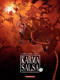 Joël Callède et Frédéric Campoy - Karma Salsa Tome 3 : .