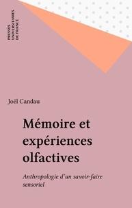 Joël Candau - .