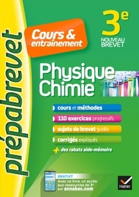 Joël Carrasco et Gaëlle Cormerais - Physique-chimie 3e - Cours, méthodes et exercices progressifs.