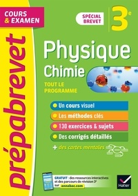 Joël Carrasco et Gaëlle Cormerais - Physique-Chimie 3e.