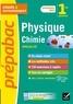 Joël Carrasco et Gaëlle Cormerais - Physique-Chimie spécialité 1re générale.