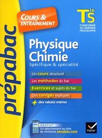 Joël Carrasco et Gaëlle Cormerais - Physique-chimie Tle S spécifique & spécialité.