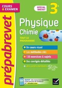 Joël Carrasco et Gaëlle Cormerais - Prépabrevet Physique-Chimie 3e Brevet 2022 - cours, méthodes et entraînement (brevet 2022).