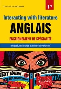 Anglais 1re Enseignement de spécialité Interacting with literature - Langues, littératures et cultures étrangères.pdf