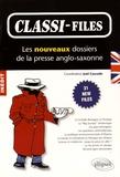 Joël Cascade - Classi-files - Les nouveaux dossiers de la presse anglo-saxonne. 31 new files.