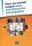 Joël Ceccaldi - Pour un travail soigné dans une démarche participative.
