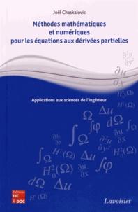 Méthodes mathématiques et numériques pour les équations aux dérivées partielles - Applications aux sciences de lingénieur.pdf