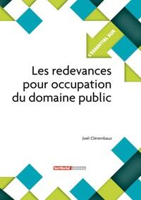Les redevances pour occupation du domaine public.pdf