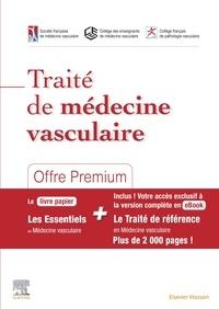 Joël Constans et Philippe Lacroix - Traité de médecine vasculaire - Offre premium.
