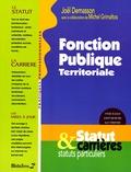 Joël Demasson - Fonction publique territoriale - Statut & Carrières.