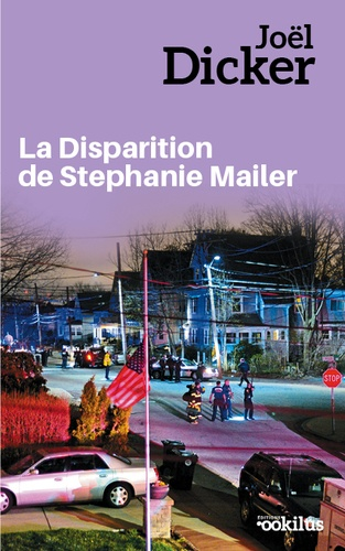 Joël Dicker - La disparition de Stephanie Mailer - 2 volumes.