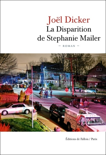 La Disparition de Stephanie Mailer - Joël Dicker - Format ePub - 9791032101056 - 16,99 €