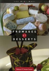 Joël Diconne - Fromages et desserts.