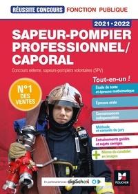 Joël François et Anne Ducastel - Réussite Concours Sapeur-pompier professionnel/caporal - 2021-2022.