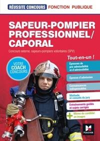 Joël François et Alan Jouaud - Sapeur-pompier professionnel/Caporal - Concours externe, sapeurs-pompiers volontaires (SPV).