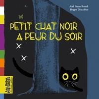 Joel-Franz Rosell - Petit chat noir a peur du soir.