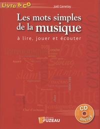 Les mots simples de la musique - A lire, jouer et écouter.pdf