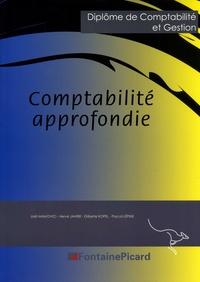 Joël Haimovici et Hervé Jahier - Comptabilité approfondie DGC 10 Diplôme de Comptabilité et Gestion.