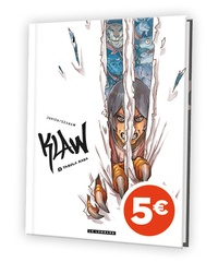 Joël Jurion et  OZANAM - Klaw Tome 2 : Tabula rasa.