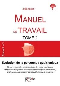 Joël Konan - Manuel de travail - Tome 2.
