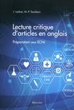 Joël Ladner et Marie-Pierre Tavolacci - Lecture critique d'articles en anglais - Préparation aux ECNi.