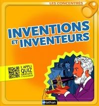Joël Lebeaume et Buster Bone - LES CONCENTRES  : Inventions et inventeurs - Les Concentrés.