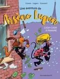 Joël Legars et Marc Lizano - Une aventure de Arsène Lupin - Cash-Cash à Paname.