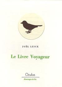 Joël Leick - Le livre voyageur.