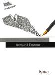 Joël Loehr et Jacques Poirier - Retour à l'auteur.