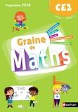 Joël Malaval - Graine de maths CE2 cycle 2.