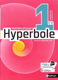 Joël Malaval - Mathématiques 1re Hyperbole.