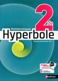 Joël Malaval - Mathématiques 2de Hyperbole.