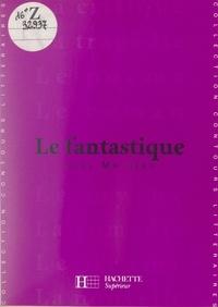 Joël Malrieu - Le fantastique.