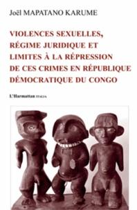 Rhonealpesinfo.fr Violences sexuelles, régime juridique et limites à la répression de ces crimes en République démocratique du Congo Image