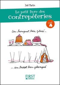 Deedr.fr Le petit livre des contrepèteries - Tome 4 Image