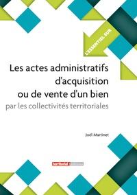 Alixetmika.fr Les actes administratifs d'acquisition ou de vente d'un bien par les collectivités territoriales Image